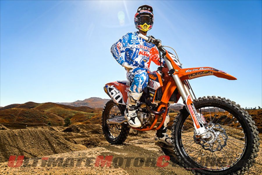 Troy Lee Designs Partners With KTM for 2015 Supercross