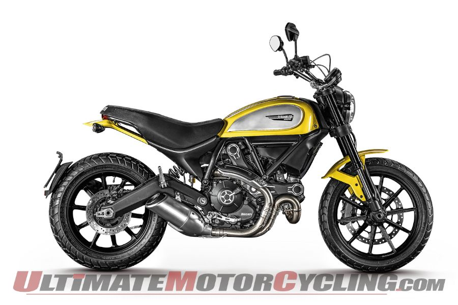 2015 Ducati Scrambler for sale