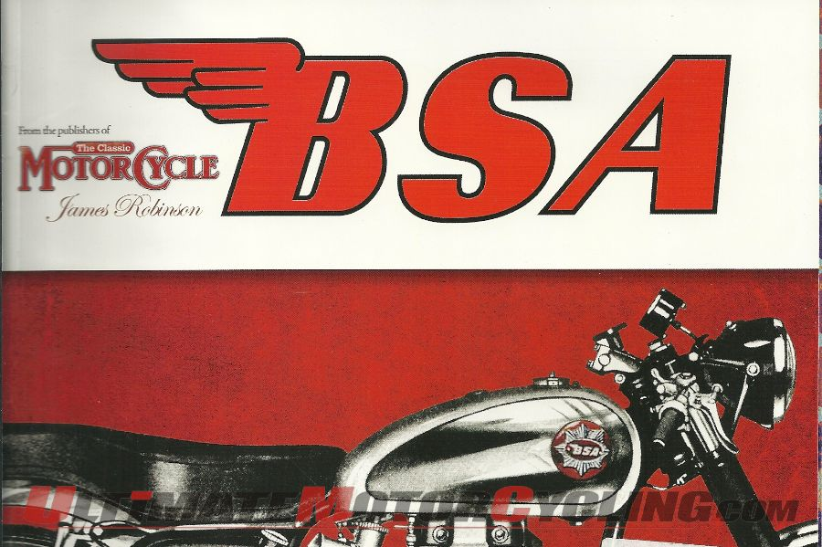 The Scrapbook Series II BSA | Rider's Library