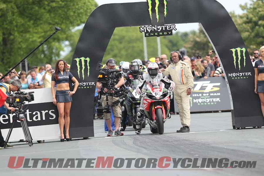 Online Growth & New TV Markets Boost Isle of Man TT Audience
