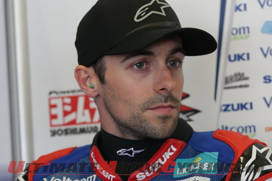 Drive M7 Aspar Signs Laverty for 2015 MotoGP