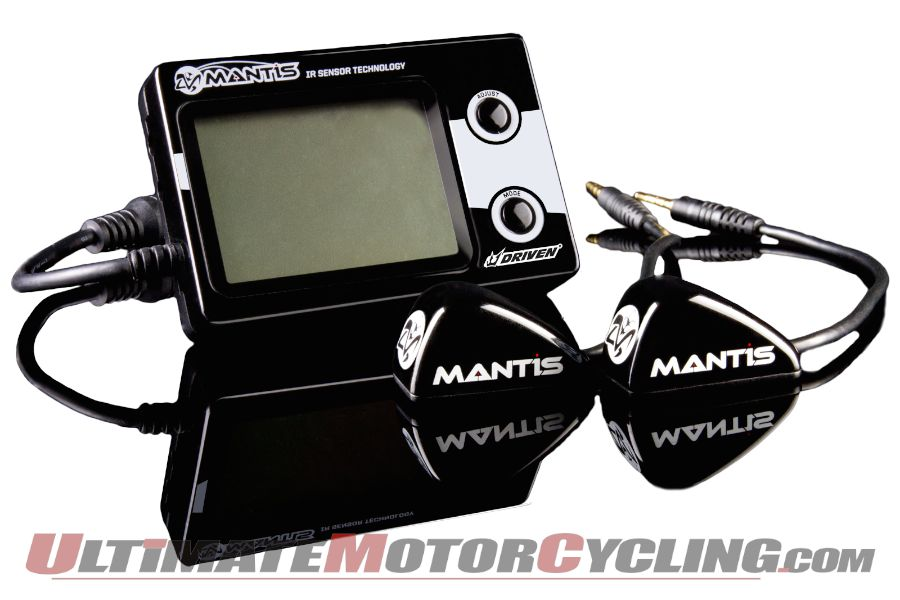 Driven Racing Launches Mantis Electronic Tire Temperature Sensor