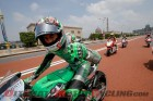 Nicky Hayden Throttles Putrajaya Ahead of Sepang MotoGP