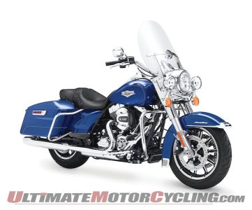 2015 Harley-Davidson Touring Lineup | Preview