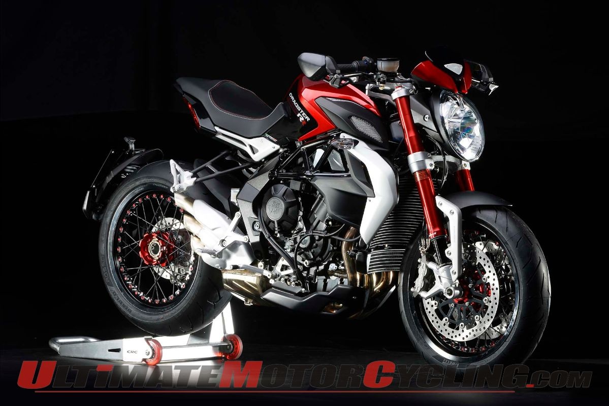 2015 MV Agusta Brutale 800 Dragster RR First Look
