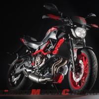 2015 Yamaha MT-07 Moto Cage First Look