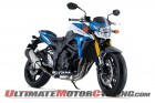 2015 Suzuki GSX-S750 First Look