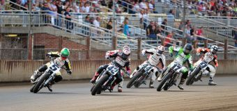AMA Pro Flat Track Classes Renamed with Nod to the Past