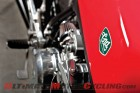 Cafe Racer Dreams CRD #1 EVO Honda CB900 Bol d'Or, from the rider's look