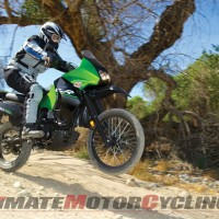 2014 Kawasaki KLR650 New Edition Review | QuickShift