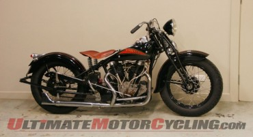 1941 Crocker at Moto Expo