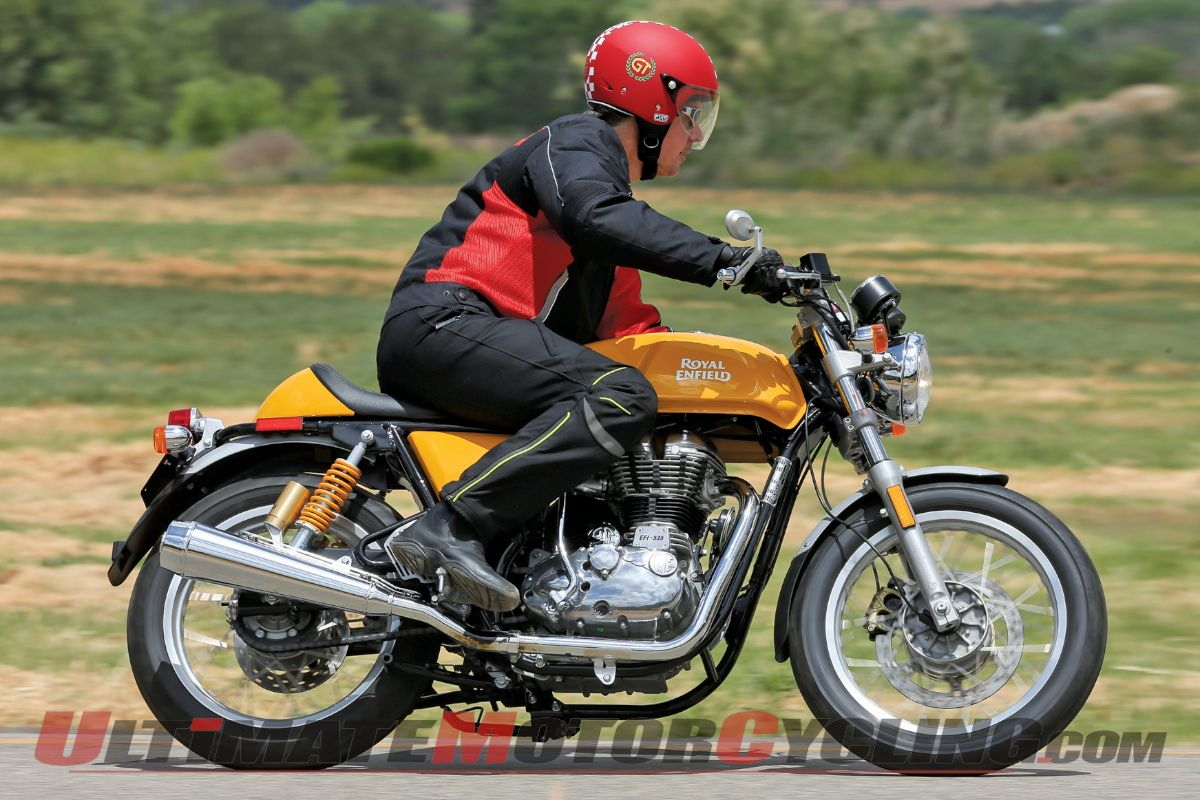 Royal Enfield Continental GT Test | QuickShift