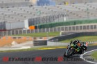 Bradley Smith at Valencia MotoGP Test, Day 1
