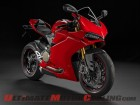 Front view of 2015 Ducati 1299 Panigale S