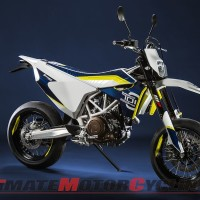 Husqvarna 701 Supermoto First Look | 67 HP, 320 Lbs.