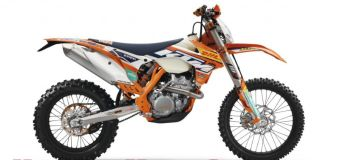 2015 KTM EXC Factory Editions Unveiled