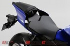 Seat on 2015 YZF-R1