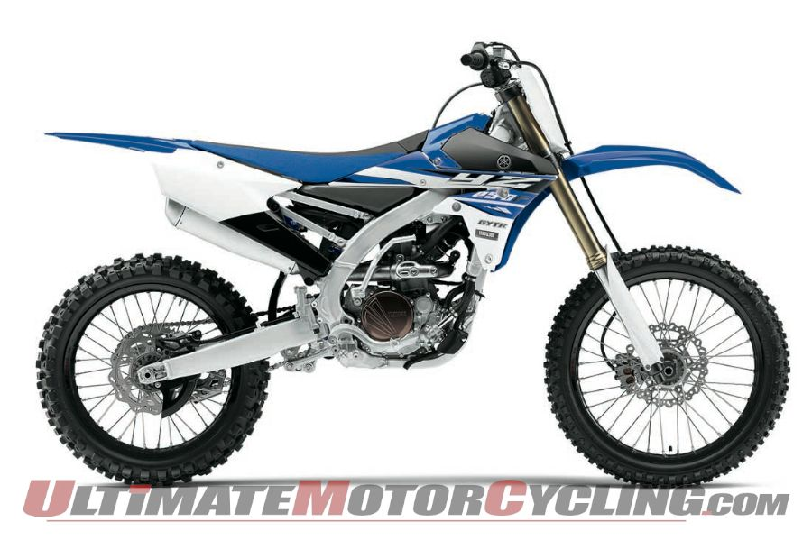 2015 Yamaha YZ250F Recall Due to Engine Lock Up