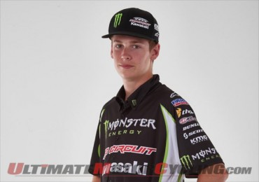Kawasaki's Adam Cianciarulo Out of 2015 Supercross