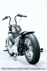 Comete Motocycles 'The Bouncer' Seventy-Two Sportster, slim profile