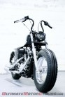 Comete Motocycles 'The Bouncer' Seventy-Two Sportster, straight on