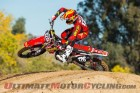 GEICO Honda's Jordon Smith on tabletop.