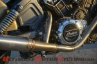 Klock Werks' Custom Indian Scout Outrider custom exhaust