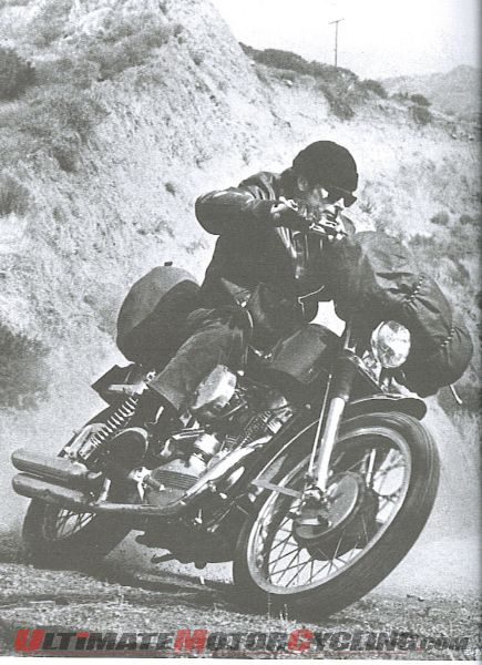Then Came Bronson - JIm Bronson on Harley Sportster 883 XLCH