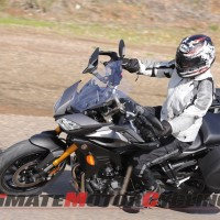 2015 Yamaha FJ-09 First Ride Review | Sport-Touring Test