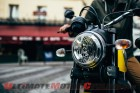 2015 Ducati Scrambler Icon, headlight