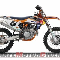 2015 KTM 450 SX-F Factory Edition | Preview