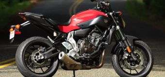 2015 Yamaha FZ-07 Recalls Due to Battery-Cable Issues