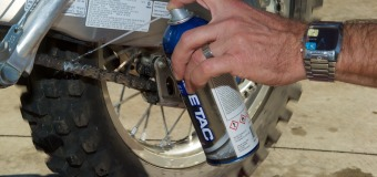 Bel-Ray Chain Cleaner and Blue Tac Lube Review