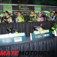 2015 Anaheim Supercross Press Conference – A1 Season Opener
