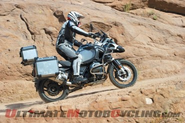 2015 BMW R1200GS Adventure Review