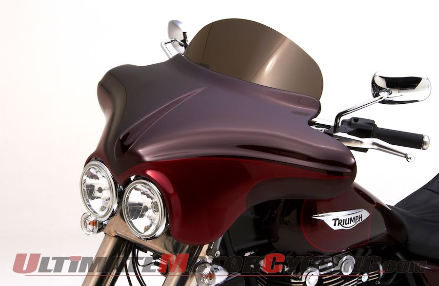 Corbin Fleetliner Fairing for Triumph Thunderbird LT