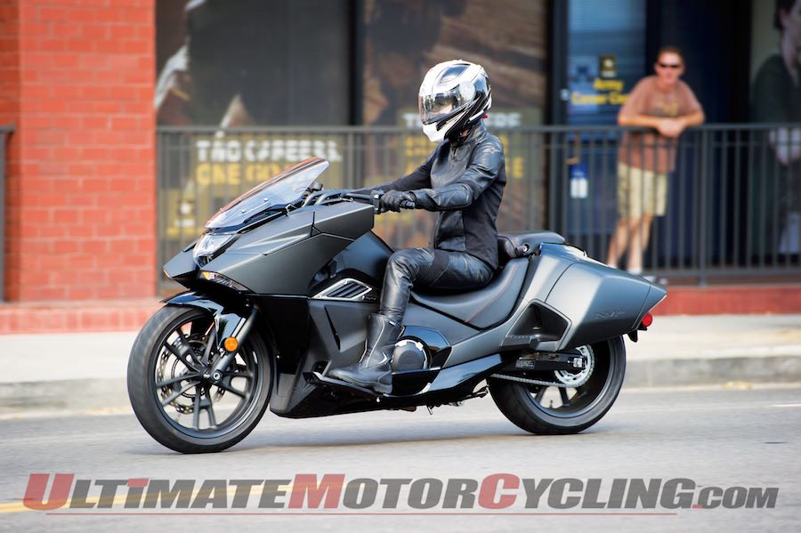 2015 Honda NM4 Review | QuickShift
