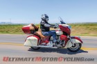 2015 Indian Roadmaster Test | Flying a New Flag