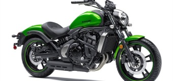 2015 Kawasaki Vulcan S ERGO-FIT | Video Highlights