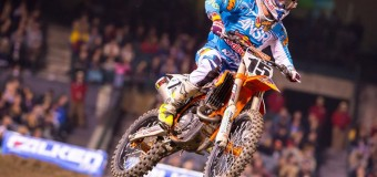 KTM's Dean Wilson Tears ACL During Supercross Test | Update