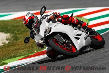 Leod Escapes Italian Backroads Motorcycle Track & Tour Vacation - Ducati 899 Panigale at Mugello