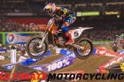 KTM's Ryan Dungey ahead of Oakland SX