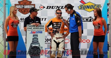 Thom Duma: Official Jeweler of AMA Pro Flat Track