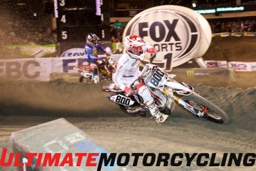Mike Alessi and Eli Tomac