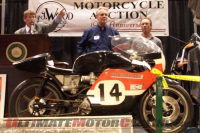 J. Wood Auction of Collector Bikes and Parts Coming in May