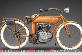 J. Wood Auction of Collector Bikes
