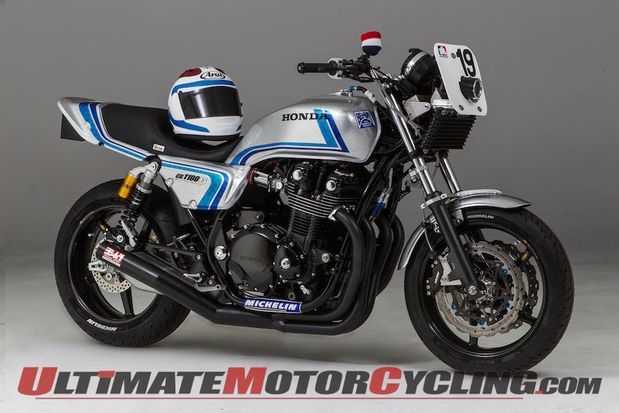 Ride for Kids Honda CB1100 Raffle Bike at Chicago IMS