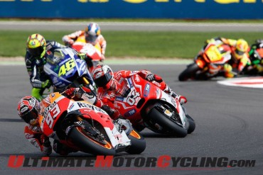 Silverstone to Host 2015 British MotoGP