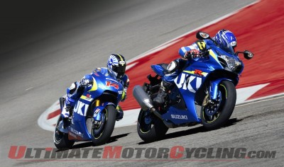 2015 Suzuki GSX-R1000 ABS with MotoGP
