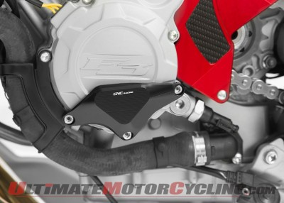 CNC Racing MV Agusta Dragster engine protection